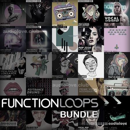 Function Loops BUNDLE 40 in 1