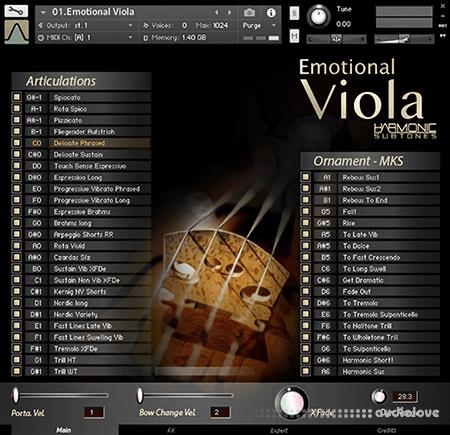 Best Service Emotional Viola