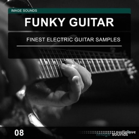 Image Sounds Funky Guitar 08 WAV
