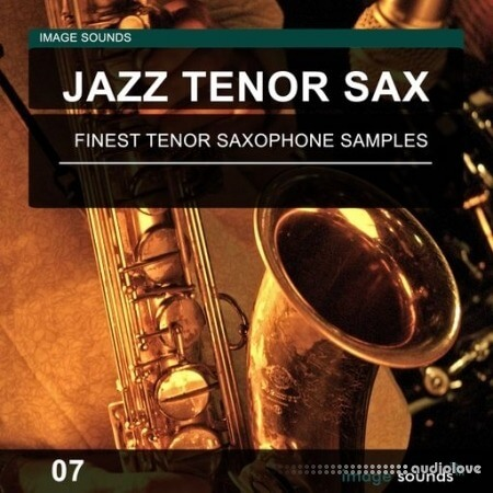 Image Sounds Jazz Tenor Sax 07 WAV
