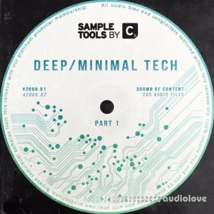 Sample Tools By Cr2 Deep Minimal Tech
