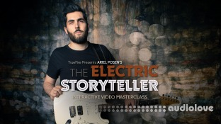 Truefire Ariel Posen The Electric Storyteller