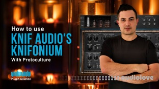 Sonic Academy How To Use Knif Audio Knifonium with Protoculture