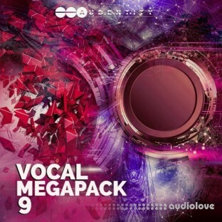 Audentity Records Vocal Megapack 9