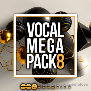 Audentity Records Vocal Megapack 8