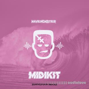 Brackz Wave Monster (Midi Kit)