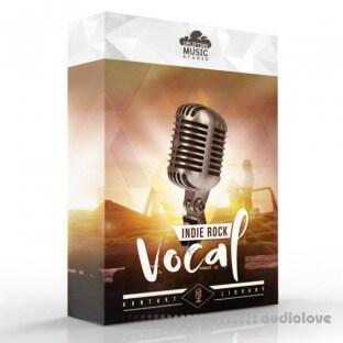 Uplifting Music Studio Indie Rock Vocal