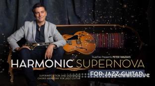 Truefire Peter Mazza Harmonic Supernova for Jazz Guitar