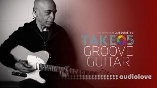 Truefire Carl Burnett Take 5 Groove Guitar