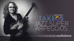 Truefire Sheryl Bailey Take 5 Jazz Super Arpeggios