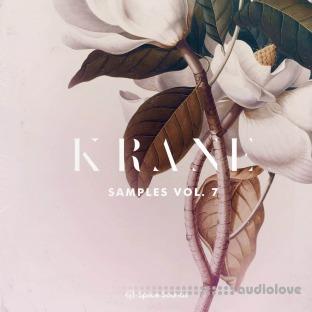 Splice Sounds KRANE Samples Vol.7