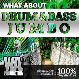WA Production Drum and Bass Jumbo