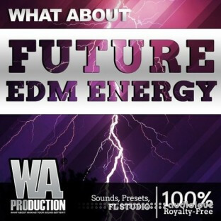 WA Production Future EDM Energy