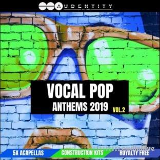 Audentity Records Vocal Pop Anthems 2019 Vol.2