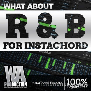 WA Production RnB for InstaChord