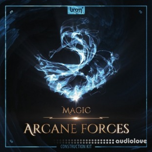 Boom Library Magic - Arcane Forces Construction Kit
