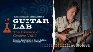 Truefire Brad Carlton Guitar Lab The Essence of Groove Vol.1