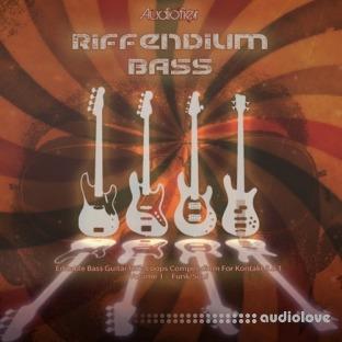 Audiofier Riffendium Bass