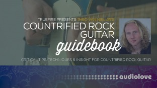 Truefire Theo van Niel Jr. Countrified Rock Guitar Guidebook