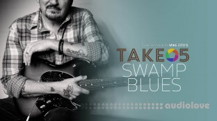 Truefire Mike Zito Take 5 Swamp Blues