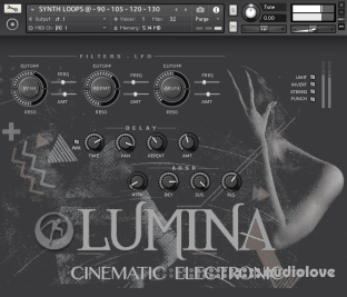Famous Audio Lumina Cinematic Electronic