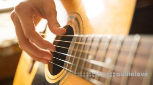 Udemy Intermediate Guitar Fingerpicking