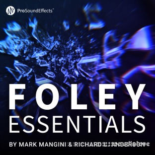 Pro Sound Effects Foley Essentials
