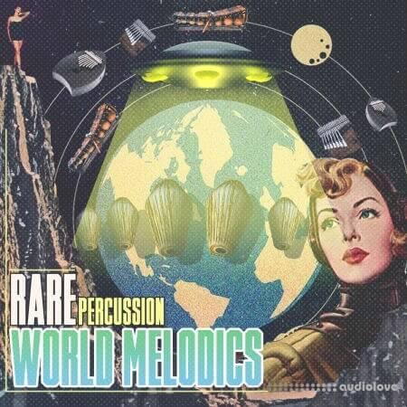 RARE Percussion World Melodics WAV