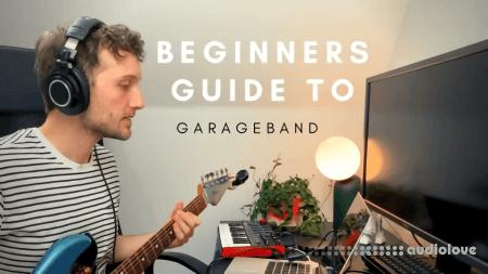 SkillShare Beginners Guide to GarageBand Let's Write a Song TUTORiAL