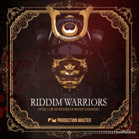Production Master Riddim Warriors WAV Synth Presets