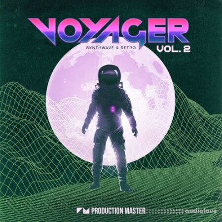 Production Master Voyager 2 Synthwave and Retro WAV
