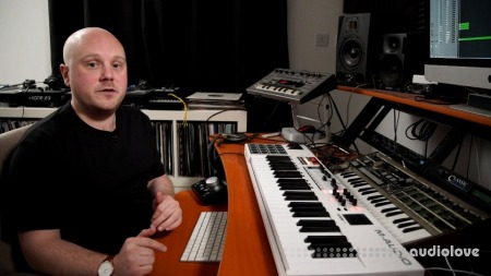 FaderPro In The Studio with Huxley
