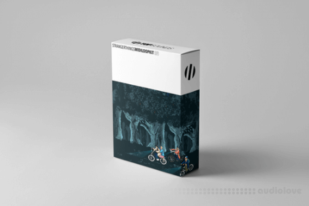 TopSounds Stranger Things (Loop MIDI Kit)