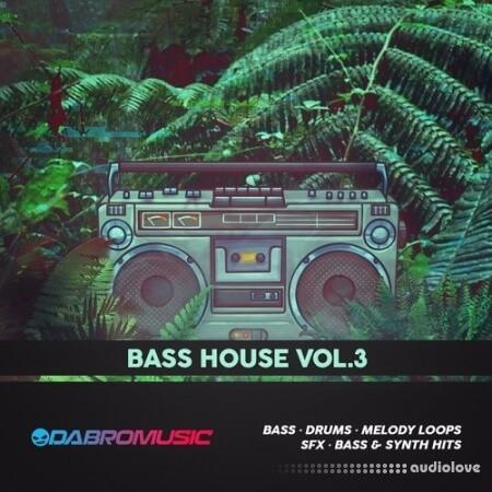 DABRO Music Bass House Vol.3 WAV