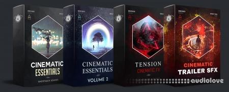 Ghosthack Ultimate Cinematic Bundle MULTiFORMAT