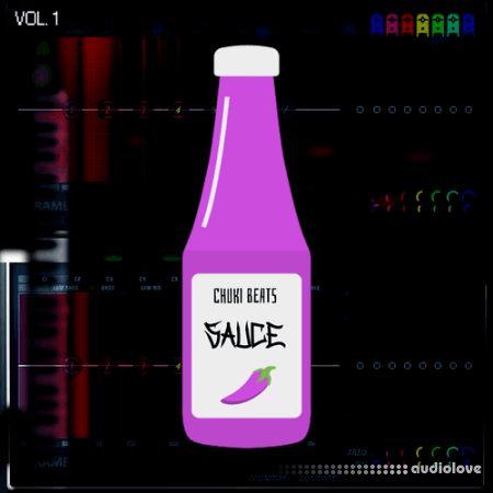 Chuki Beats Sauce Kit Vol.1 WAV MiDi