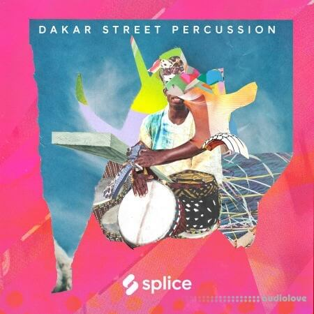 Splice Sounds Sessions Dakar Street Percussion WAV
