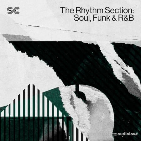 Sonic Collective The Rhythm Section Soul Funk and RnB WAV