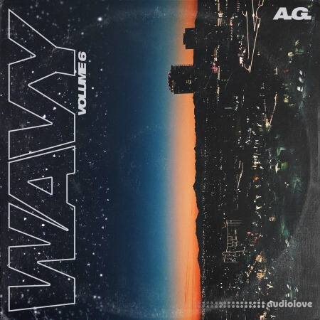 A.G. Wavy Sample Pack Vol.6 WAV