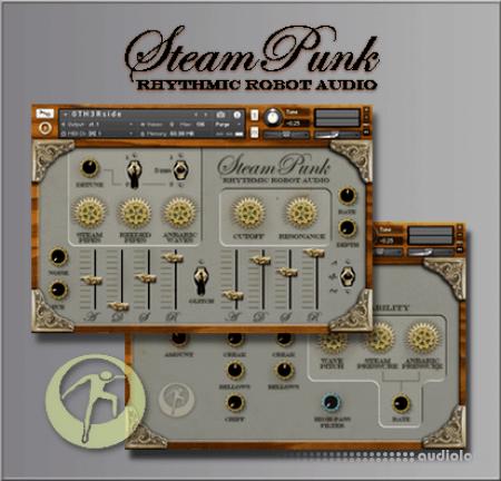 Rhythmic Robot Steampunk WAV