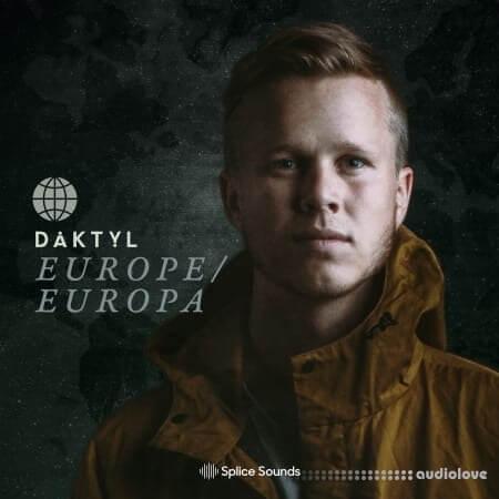 Splice Sounds Daktyl Europe Europa Sample Pack WAV