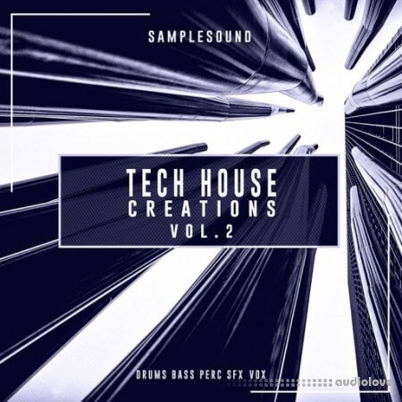 Samplesound Tech House Creations Vol.2