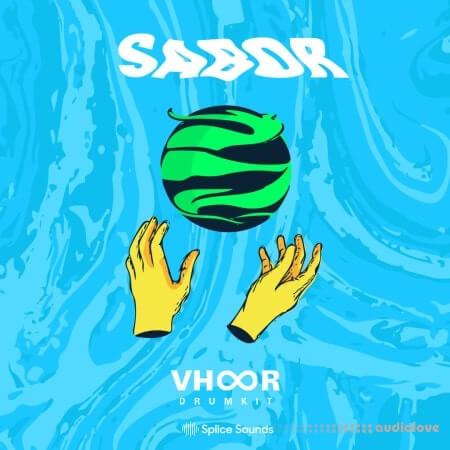 Splice Sounds Sabor Vhoor Drum Kit WAV