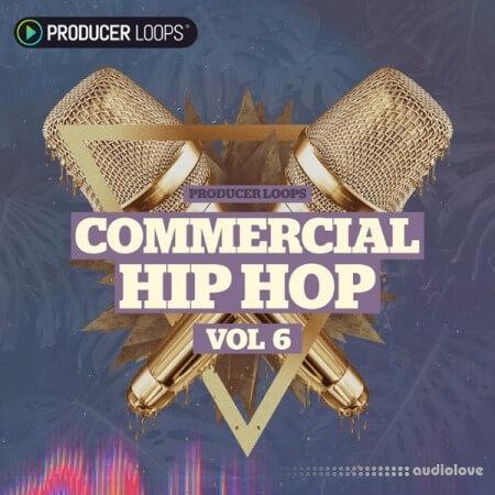 Producer Loops Commercial Hip Hop Vol.6