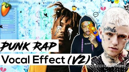 Faraitheproducer Punk Rap Vocal Effect V2 (Stock Plugins) Synth Presets