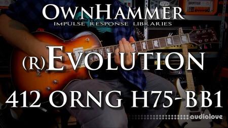 Ownhammer Impulse Response Libraries 412 ORNG H75 BB1 WAV Synth Presets