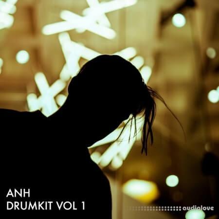 ANH Drumkit Vol.1 WAV MiDi Synth Presets DAW Templates