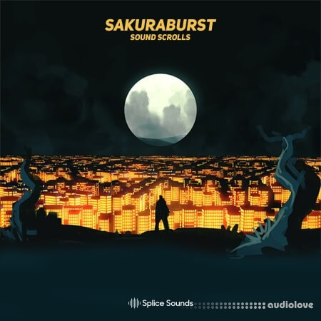 Splice Sounds Sakuraburst Sound Scrolls