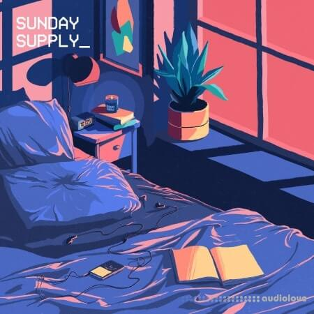 Sunday Supply SlowFi Instrumental Chill Trap WAV