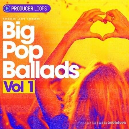 Producer Loops Big Pop Ballads Vol.1 MULTiFORMAT